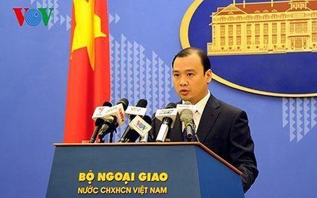 Phan doi Trung Quoc tuan tra phi phap tai quan dao Hoang Sa - Anh 1
