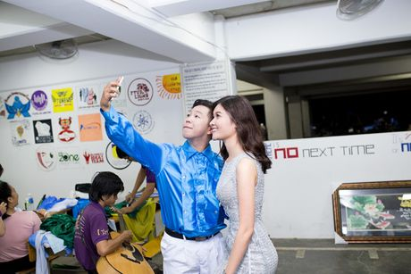 A hau Thuy Dung than thiet cung 'dan chi' Mai Phuong Thuy - Anh 4