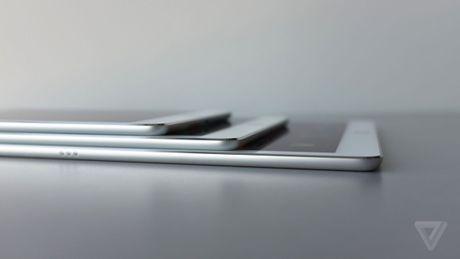 Apple co the ra den ba phien ban iPad Pro moi vao dau nam toi - Anh 1