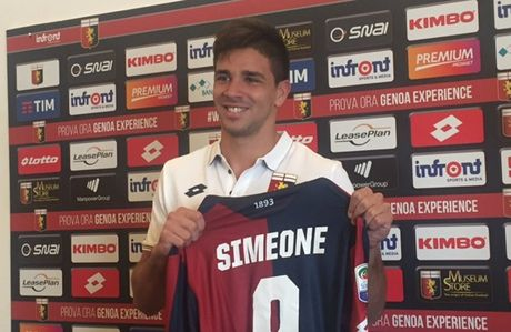 Con trai Diego Simeone gay SOT o Serie A - Anh 1