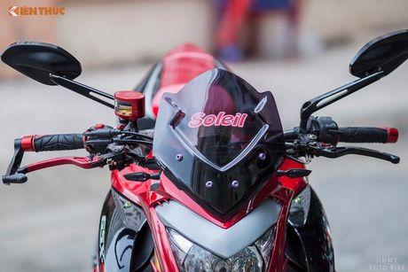 Suzuki GSX-S1000 do do choi 'sieu khung' tai Sai Gon - Anh 3