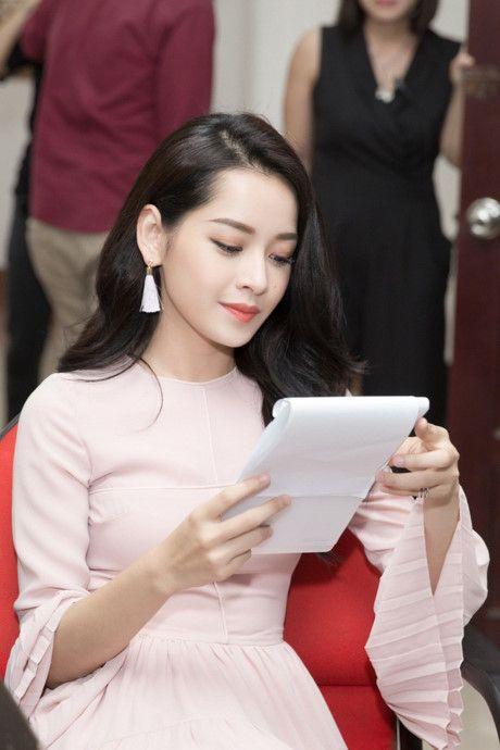 Kho hieu gu thoi trang cua Chi Pu o chuong trinh The Voice Kids - Anh 1