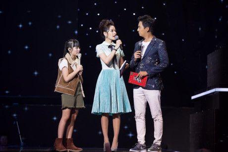 Kho hieu gu thoi trang cua Chi Pu o chuong trinh The Voice Kids - Anh 6