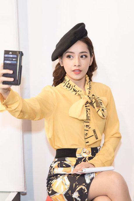 Kho hieu gu thoi trang cua Chi Pu o chuong trinh The Voice Kids - Anh 7