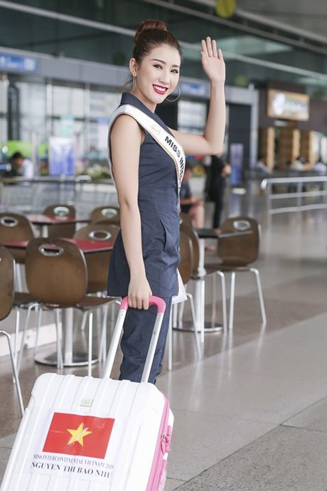 Bao Nhu lang le len duong tham du Miss Intercontinental 2016 - Anh 4