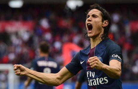 Cavani, Balotelli dan dau Top 5 ban thang dep nhat vong 8 Ligue 1 - Anh 1