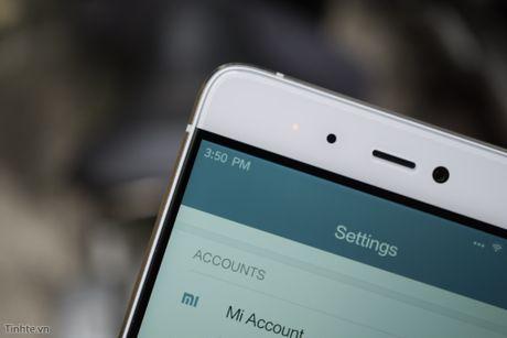 Tren tay Xiaomi Mi 5s voi cam bien van tay sieu am - Anh 15