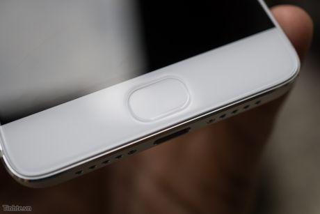 Tren tay Xiaomi Mi 5s voi cam bien van tay sieu am - Anh 4