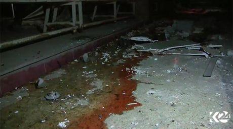 Syria: Bom no tai dam cuoi, 20 nguoi chet - Anh 1