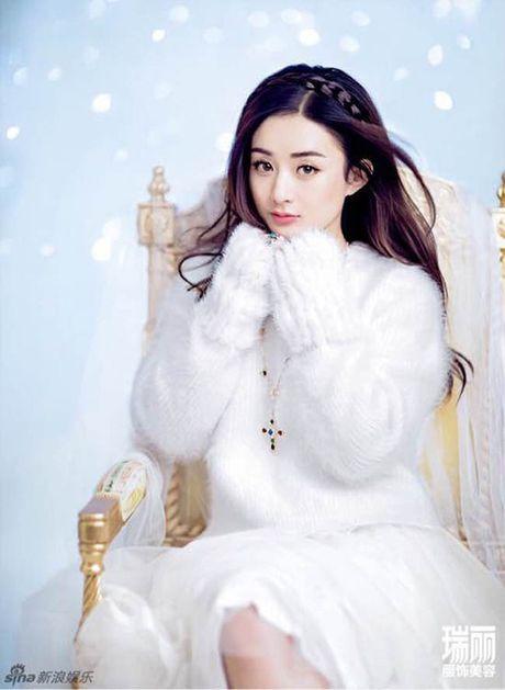 "Song Hye Kyo duoc ton vinh ""Nu than chau A"" - Anh 6"