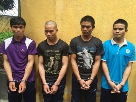 Bang cuop bon anh em gay hoa khap Tay Nguyen - Anh 2