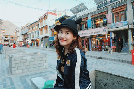 Chuyen du lich dau tien cua Tien Dat va ban gai Milan Pham - Anh 3