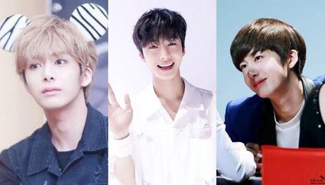 8 idol nam Kpop hut fan ram ram nho chiec co dep - Anh 3