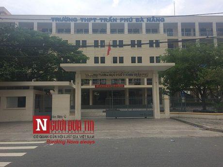 60 giao vien truong THPT Tran Phu DN bi nop BHXH sai bac luong - Anh 1