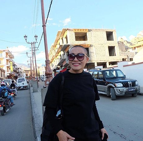 Phuong Thanh nhat dinh khong doi toc gia len san khau - Anh 2