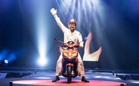 Honda xuat xuong chiec xe may thu 20 trieu tai Viet Nam - Anh 1