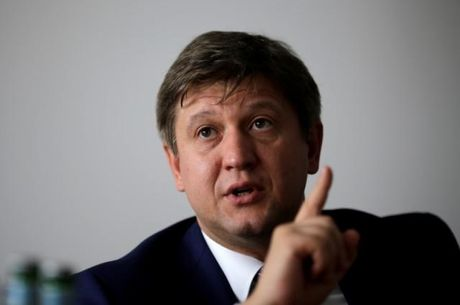 Ukraine lung tung chong tham nhung - Anh 1
