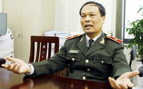 Vu 'gat tay trung ma' PV bao Tuoi tre: Thieu tuong Bo Cong an len tieng - Anh 1