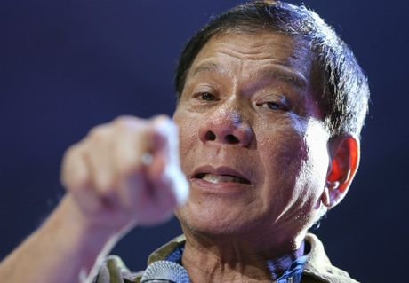 Ong Duterte co 'giet chet' duoc lien minh Philippines - My? - Anh 1