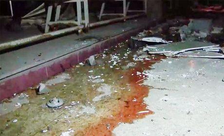 22 nguoi chet trong vu danh bom lieu chet vao mot dam cuoi o Syria - Anh 1