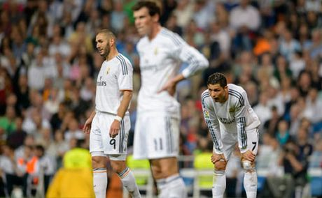 "Real: Tam tau ""BBC"" reu ra & con dau dau cua Zidane - Anh 1"
