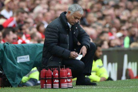 MU: Mourinho da xoay du kieu, van de nam o Ibra - Anh 1
