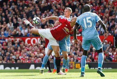 MU: Mourinho da xoay du kieu, van de nam o Ibra - Anh 2