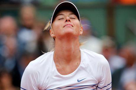 "Sharapova: ""Hom nay la ngay hanh phuc nhat cua toi"" - Anh 1"