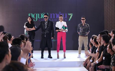Nguoi than can voi Ha Ho mat tich kho hieu tai Next Top Model - Anh 2