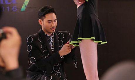 Nguoi than can voi Ha Ho mat tich kho hieu tai Next Top Model - Anh 3