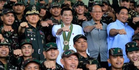 Duterte: Den cuoi cung, toi se chia tay nuoc My! - Anh 1