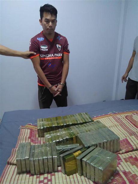 Bộ đội Biên phòng: Triệt phá Chuyên án 050Av, bắt giữ 72 bánh heroin