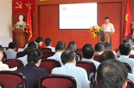 De nghi ap dung chinh thuc chuyen khau hang tieu dung tai ICD My Dinh - Anh 1