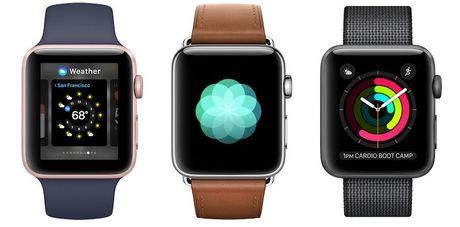 Apple Watch 2 ban cham hon doi dau do it cai tien - Anh 1