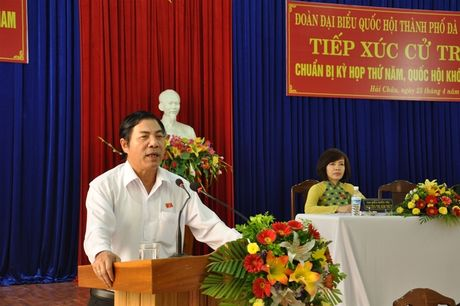 Da Nang de nghi vinh danh ong Nguyen Ba Thanh - Anh 1