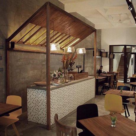 M2C Bistro & Coffee: Su hoa quyen giua phong cach hien dai va van hoa ca phe cua nguoi Sai Gon - Anh 4