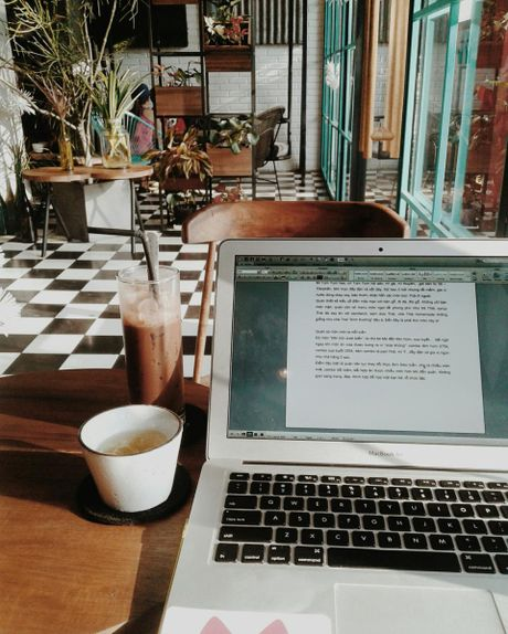 M2C Bistro & Coffee: Su hoa quyen giua phong cach hien dai va van hoa ca phe cua nguoi Sai Gon - Anh 5