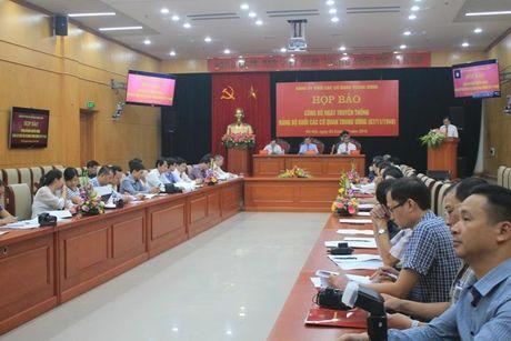 7/11/1948 la Ngay Truyen thong cua Dang bo Khoi Cac co quan Trung uong - Anh 2