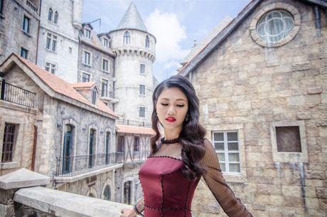 Trai nghiem ve dep Ba Na Hills voi A hau Thanh Tu - Anh 1