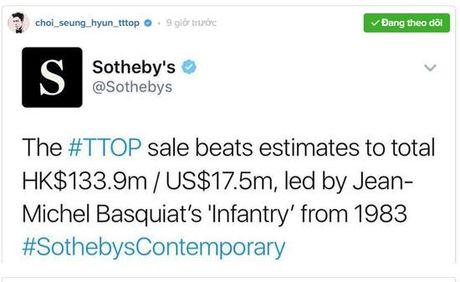 T.O.P (Big Bang) kiem 17,5 trieu USD cho bo suu tap nghe thuat dau tien cua minh - Anh 5