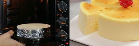 Mat lanh min mem mon banh cheesecake truyen thong - Anh 8
