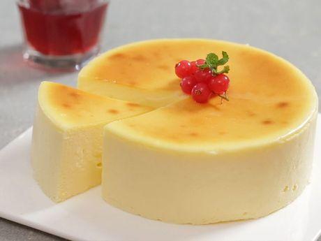 Mat lanh min mem mon banh cheesecake truyen thong - Anh 9