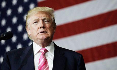 Quy tu thien Donald Trump bi yeu cau ngung quyen gop - Anh 1