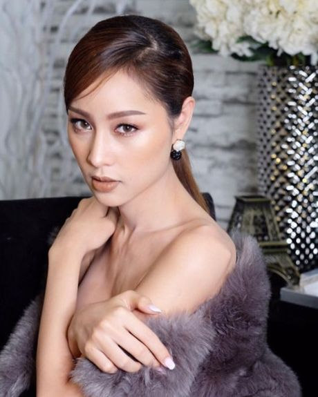 Lady Blossom - My nhan chuyen gioi dep tua nu than cua The Face Thailand - Anh 1