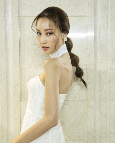 Lady Blossom - My nhan chuyen gioi dep tua nu than cua The Face Thailand - Anh 4