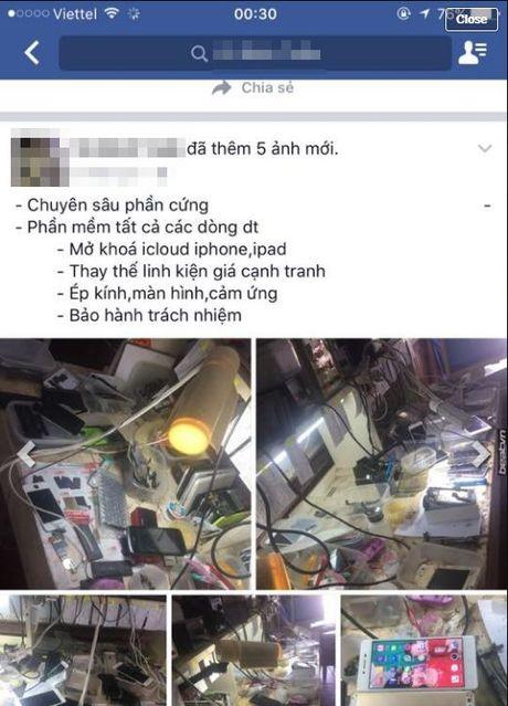 Chu cua hang dien thoai khat hen iPhone 6 cua khach hang hon 1 nam khong chiu tra - Anh 2