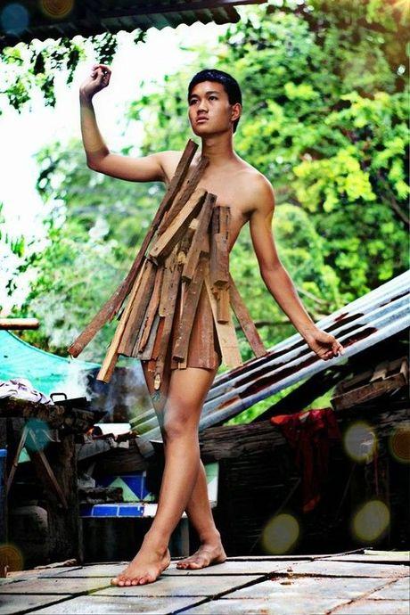 'Tham hoa thoi trang' rung dong Thai Lan mot thoi gay bat ngo voi giong ca khung - Anh 8