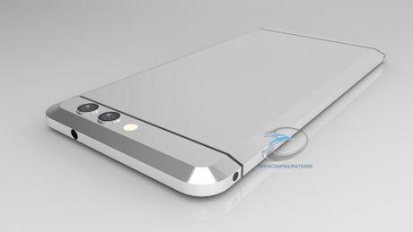 Smartphone khong nut bam cua HTC ro ri hinh anh - Anh 5