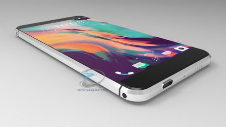 Smartphone khong nut bam cua HTC ro ri hinh anh - Anh 6