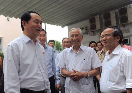 Chu tich nuoc Tran Dai Quang: Som muon Trinh Xuan Thanh cung bi bat - Anh 1